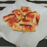 おつまみチーズ餃子🍺