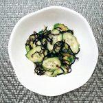 生野菜🌵の塩昆布和え