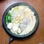 ポカポカ😳わが家の生姜鍋
