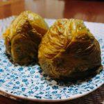 めちゃうま❗ 高菜おにぎり🍙