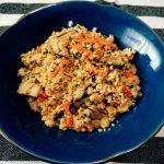簡単おふくろの味、炒り豆腐🐾